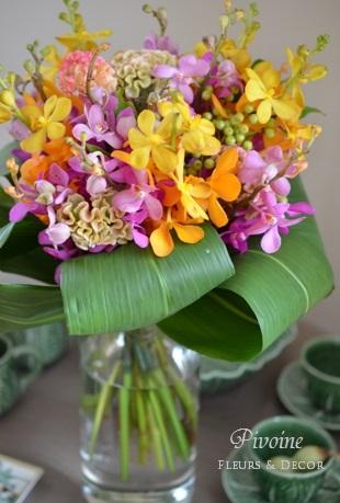 le Bouquet Exotique